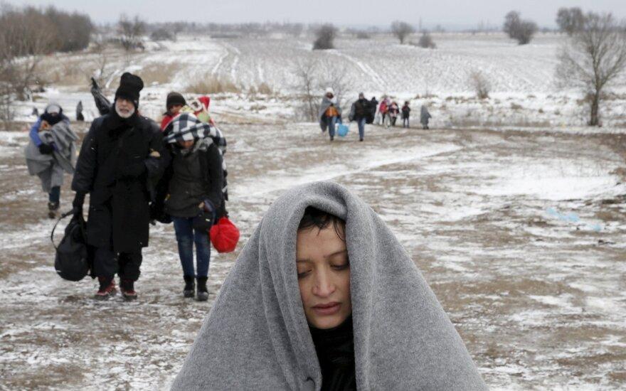 В Литве начнут сбор подписей за отмену изменений в законе о беженцах