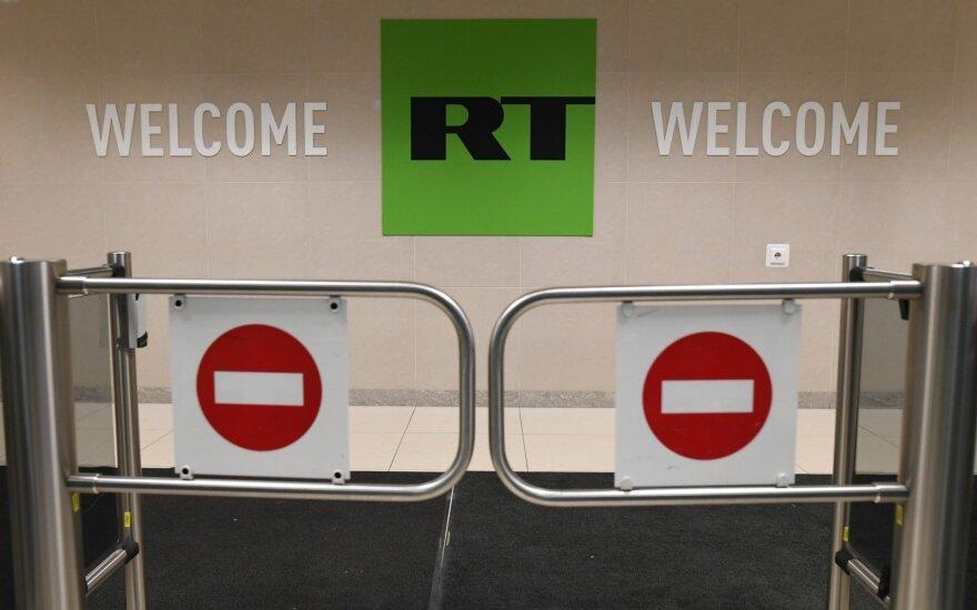 В отместку за штраф телеканалу RT Россия оштрафует иностранные СМИ на миллионы