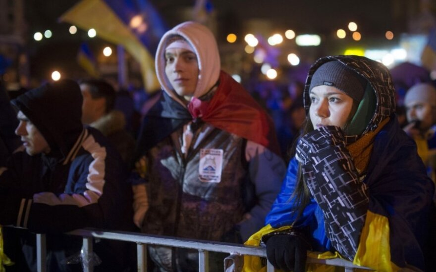 Судьи отпускают студентов, задержанных на Евромайдане в Киеве