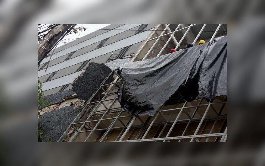 При землетрясении в Мексике погибли не менее 61 человека