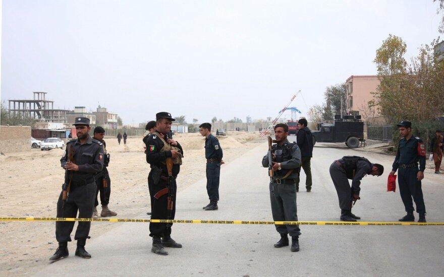 В Афганистане убили знаменитую тележурналистку