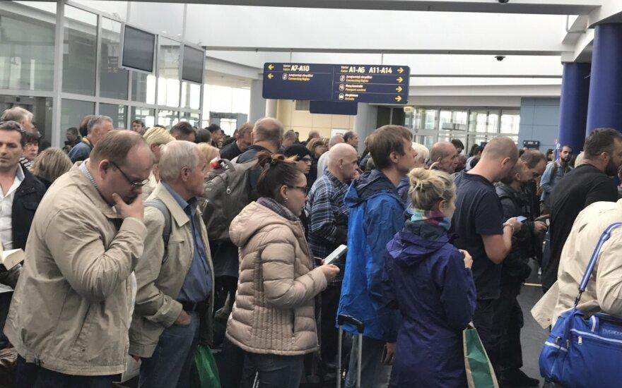 Sumaištis Vilniaus oro uoste