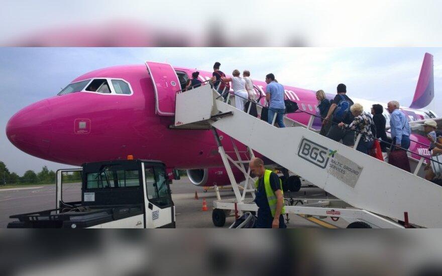 Wizz Air возобновляет авиасообщение между Вильнюсом и Дортмундом