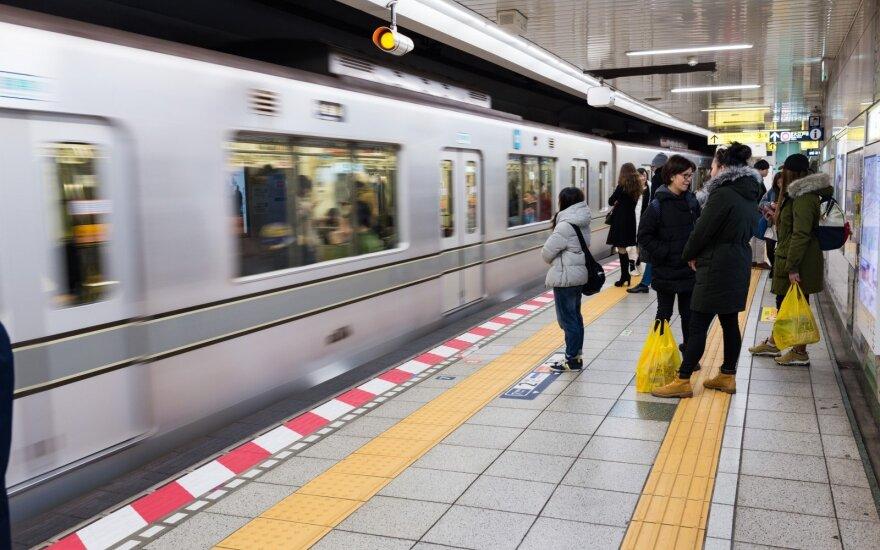 Правительство Литвы возвращается к проекту метро в Вильнюсе