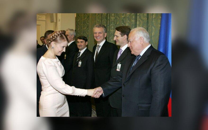 Черномырдин: Россия не будет захватывать Украину