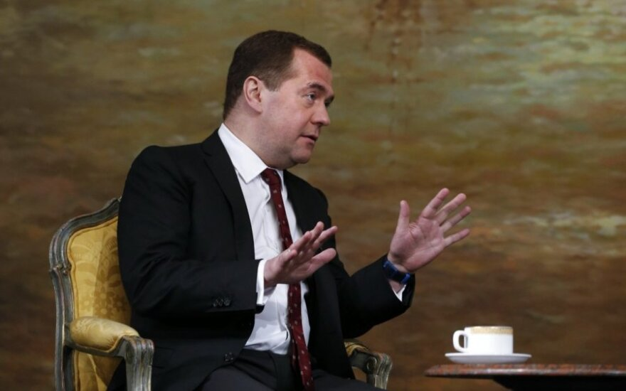 Медведев: возвращение Крыма сравнимо с падением Берлинской стены