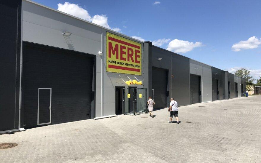 Pirmoji MERE parduotuvė Kaune