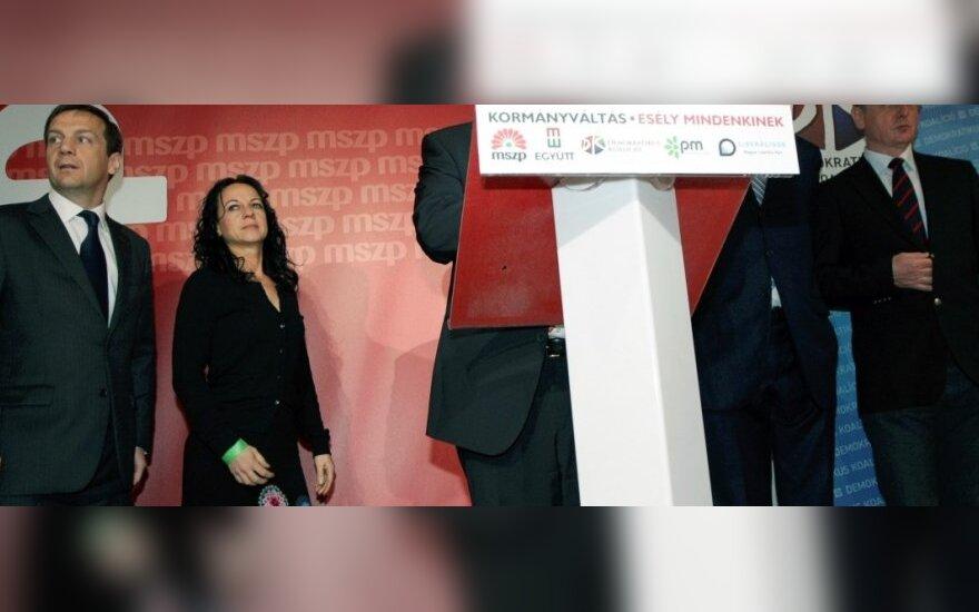 Rinkimus Vengrijoje laimėjo V. Orbano partija Fidesz. Pagrindinis oponentas - kairiųjų aljanso kandidatas Attila Mesterhazy.