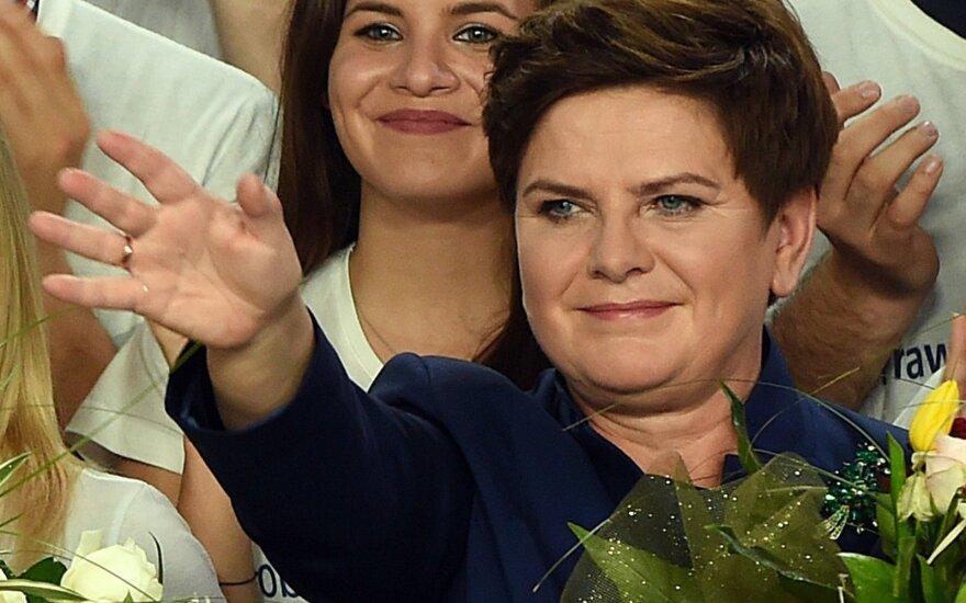 Exposé premier Beaty Szydło