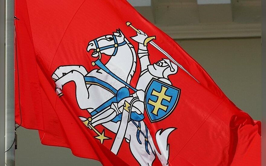 Dlaczego Litwa nie używa biało-czerwonej flagi?