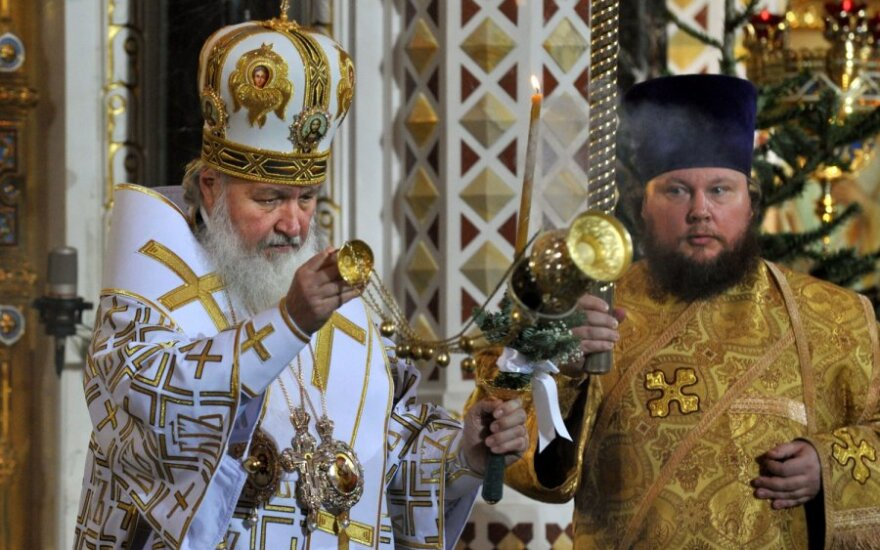 В Литве представят книгу патриарха Кирилла на литовском языке