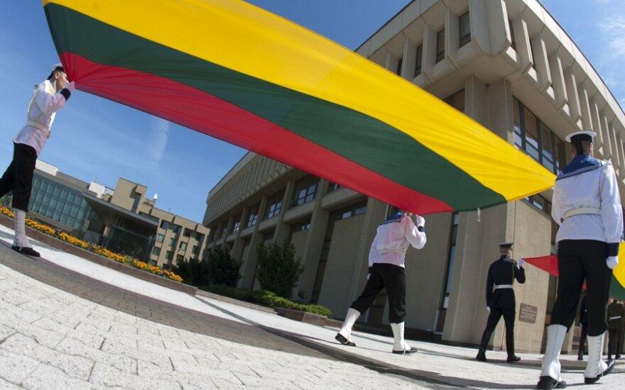 Литва отмечает День скорби и надежды