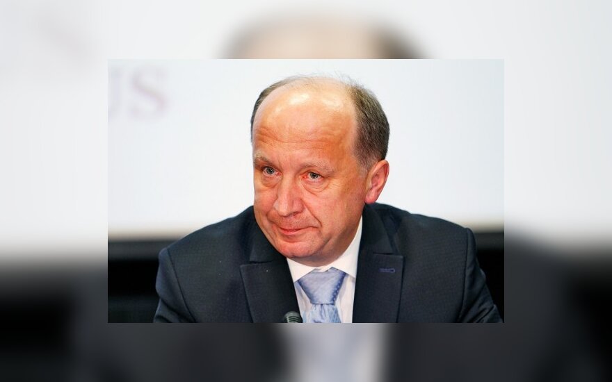 Кубилюс удивлен реакцией Лукашенко в вопросе прав человека