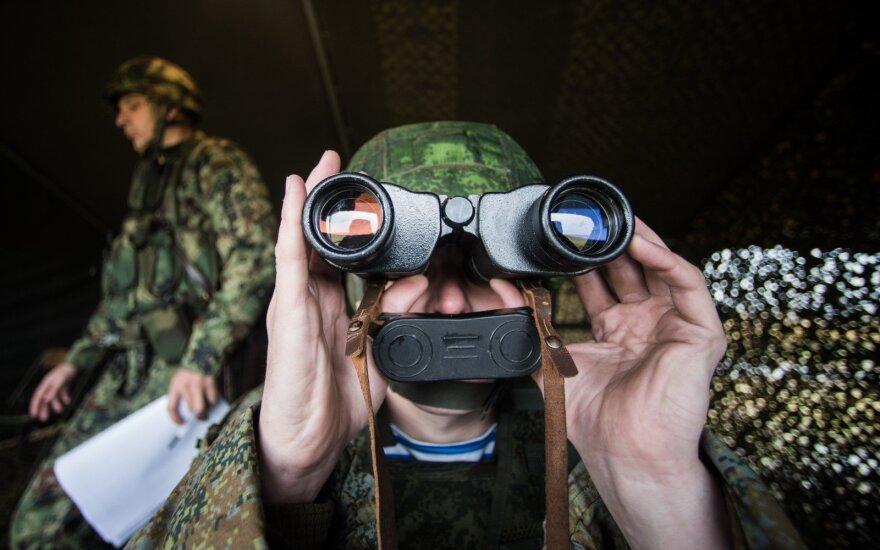 Россия проведет крупнейшие за сорок лет военные учения