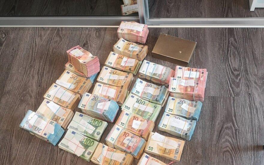Išnarpliota įspūdinga mokesčių slėpimo schema: neapskaityta 2,8 mln. eurų, žala valstybei – daugiau kaip milijonas