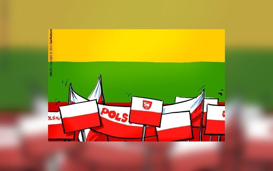 The Economist: отношения с Польшей – заложники обид лидеров литовских поляков