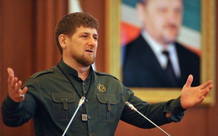 Ramzanas Kadyrovas