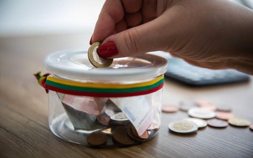 Парламент Литвы: в этом году необлагаемый налогами минимум увеличивается до 400 евро