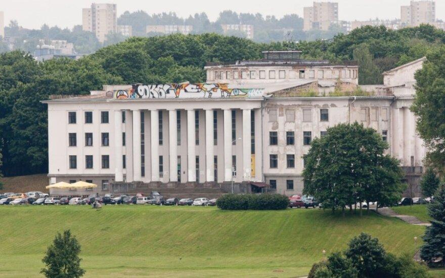 Wilno planuje odzyskać pałac na górze Bouffałowej