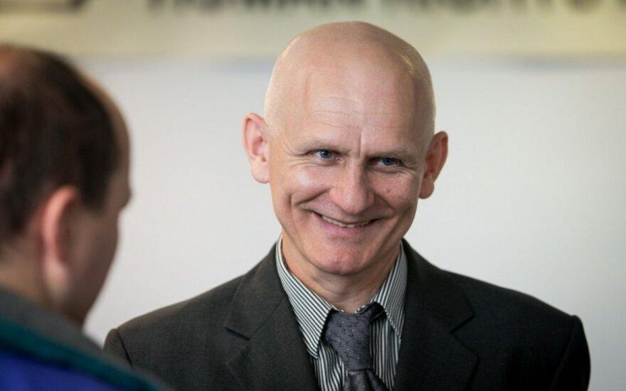 В Вильнюсе — акция в поддержку заключенных Беларуси