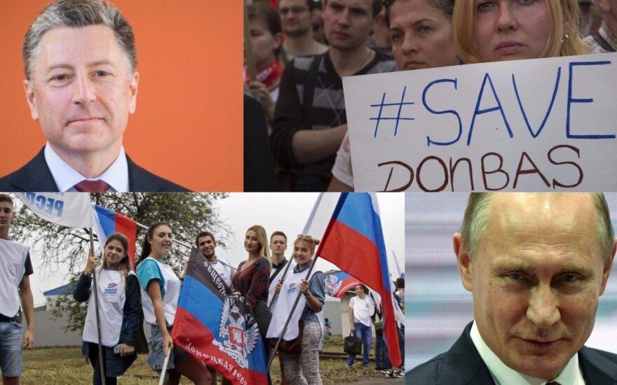 США отвергли идею проведения референдума в Донбассе