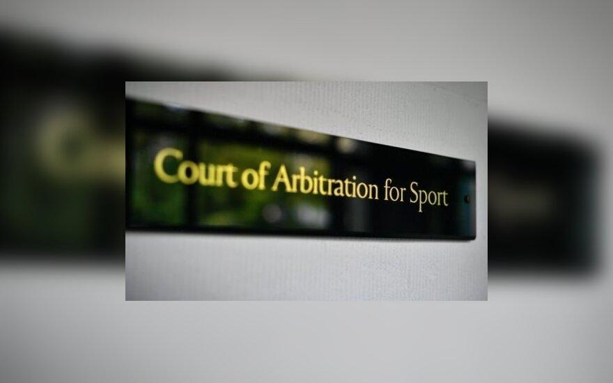 CAS ужесточил наказание российской спортсменки, посчитав его слишком мягким
