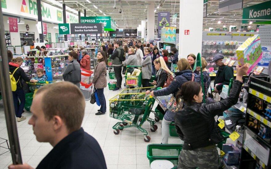 Цены на продукты могут начать расти в любой момент?