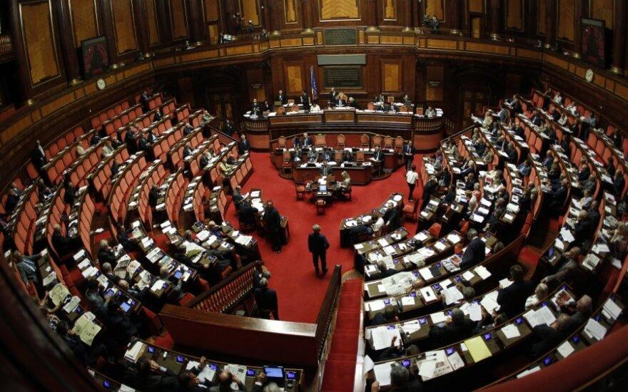 СМИ: итальянские депутаты — самые высокооплачиваемые в Европе