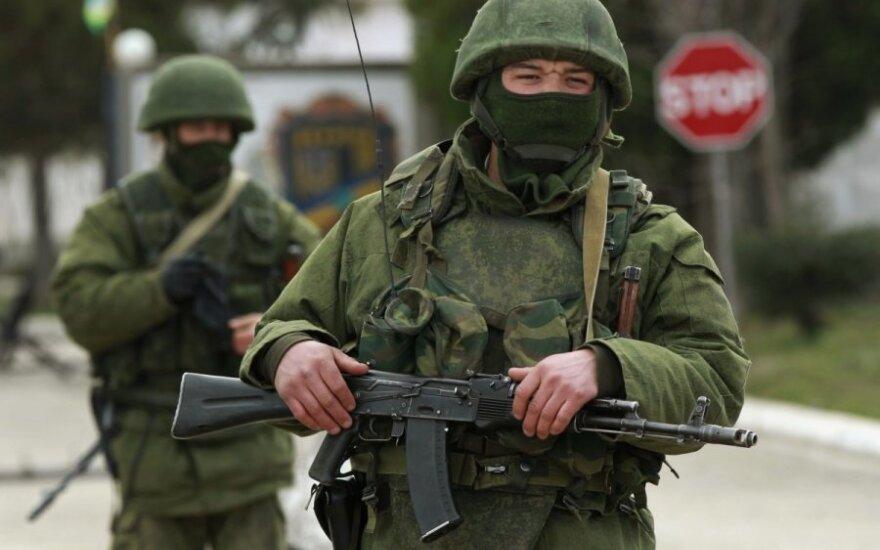 Парламент Литвы призвал Россию прекратить оккупацию Крыма