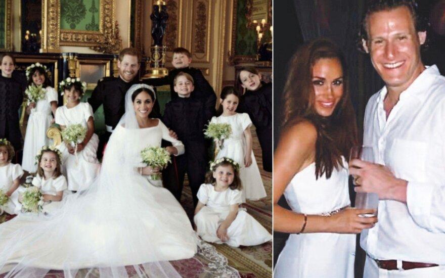 Meghan Markle vestuvės su princu Harry ir vestuvės su Trevoru Engelsonu