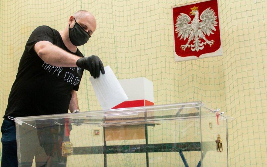 Президента Польши определит второй тур выборов