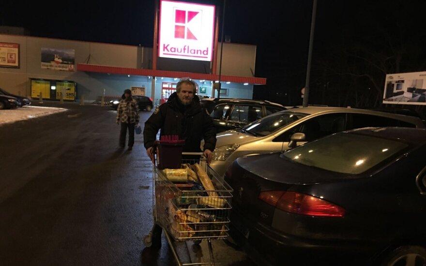 Узнав о снижении курса злотого, журналист поехал за покупками в Польшу