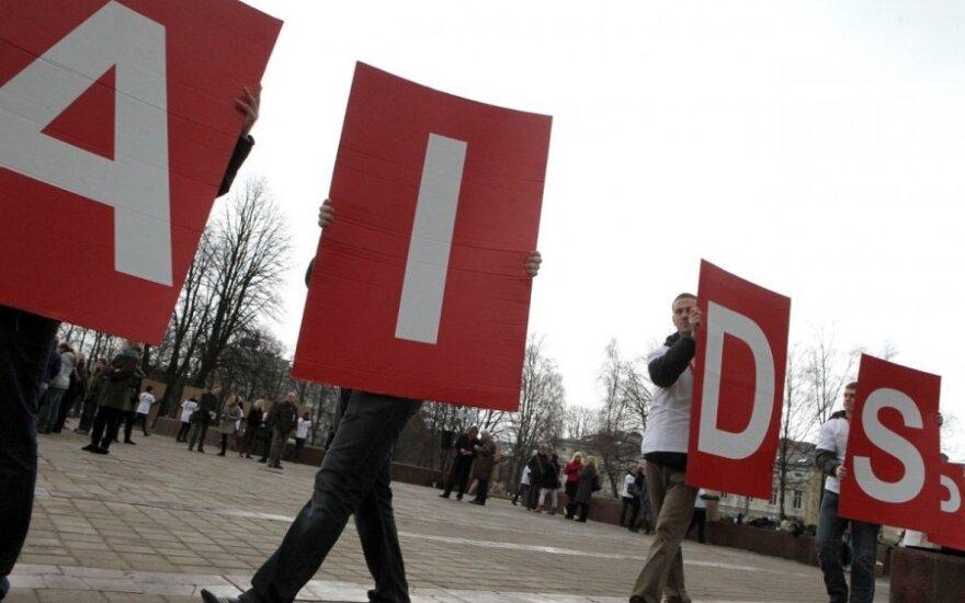 Najwięcej zakażonych wirusem HIV odnotowano w Wilnie