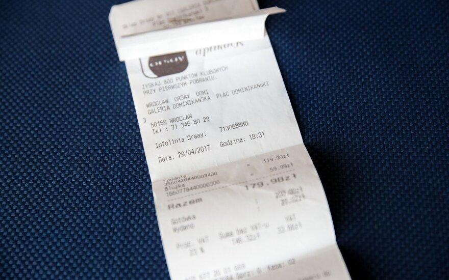 Daily Mail: 90% бумажных чеков содержат вещества, вызывающие рак