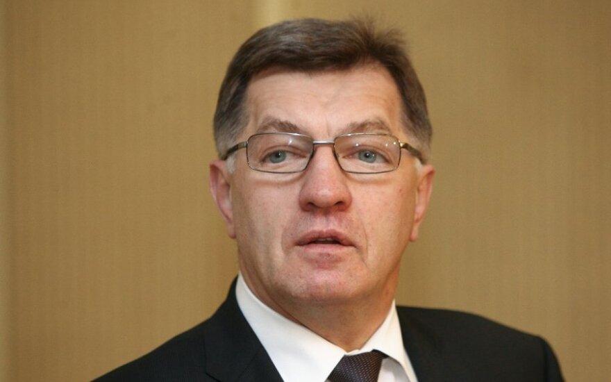 Премьер: демонополизация Россией экспорта позволила бы Литве покупать газ дешевле
