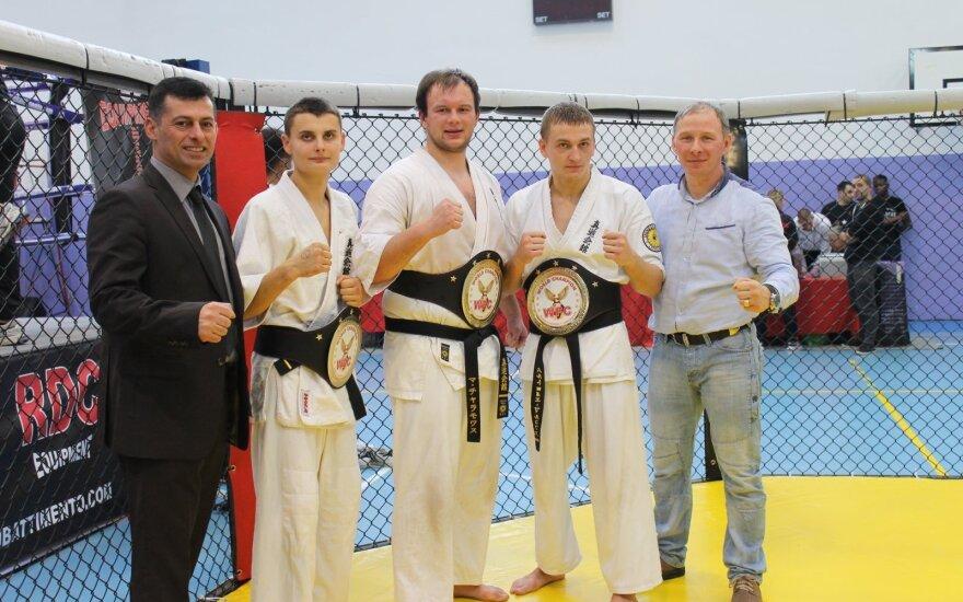 Walki o pas Mistrza Świata w stylu Shindokai –kan karate 2015