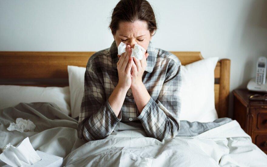 В Литве пациенты с легкой формой коронавируса будут проходить курс лечения дома