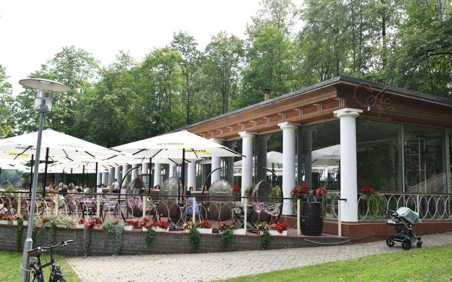 Restoranas Kolonada Druskininkuose