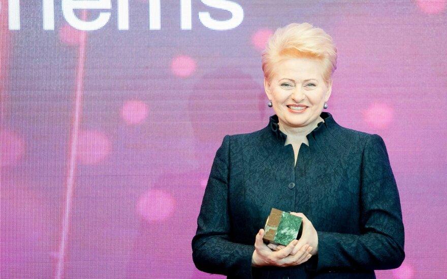 Президент Литвы: мы рады тому, что в нашей армии служат и русские, и поляки