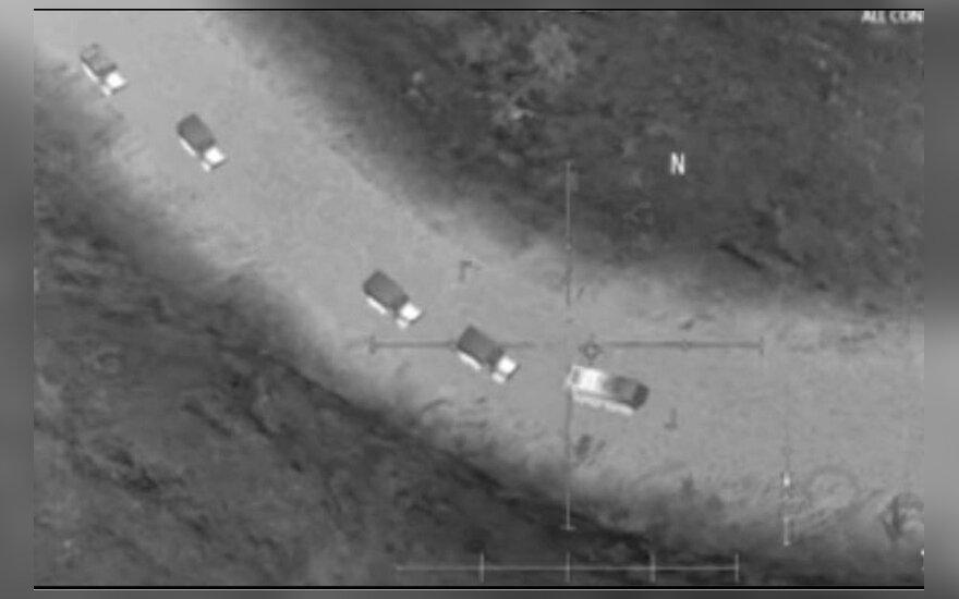 CIT: российские военные выдали кадры из игры за атаку на ИГ