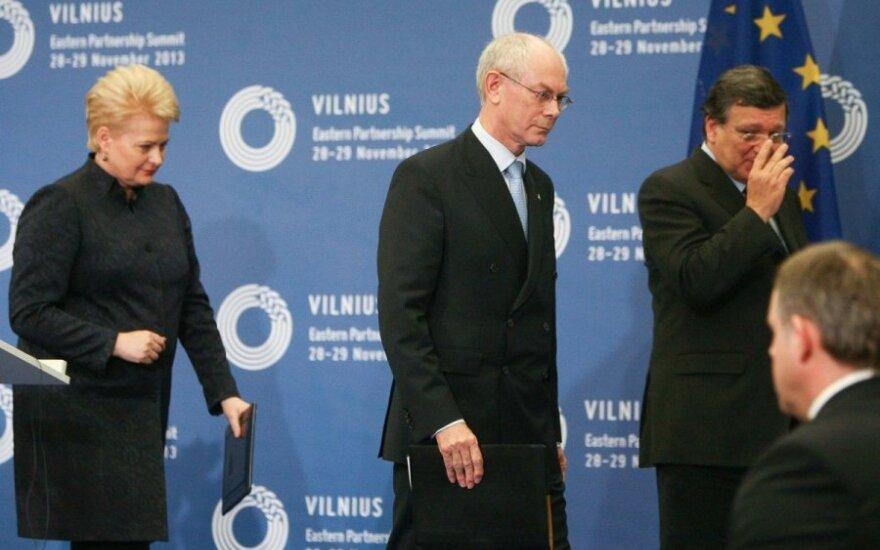 Финал Вильнюсского саммита: строгие оценки в адрес Украины и России