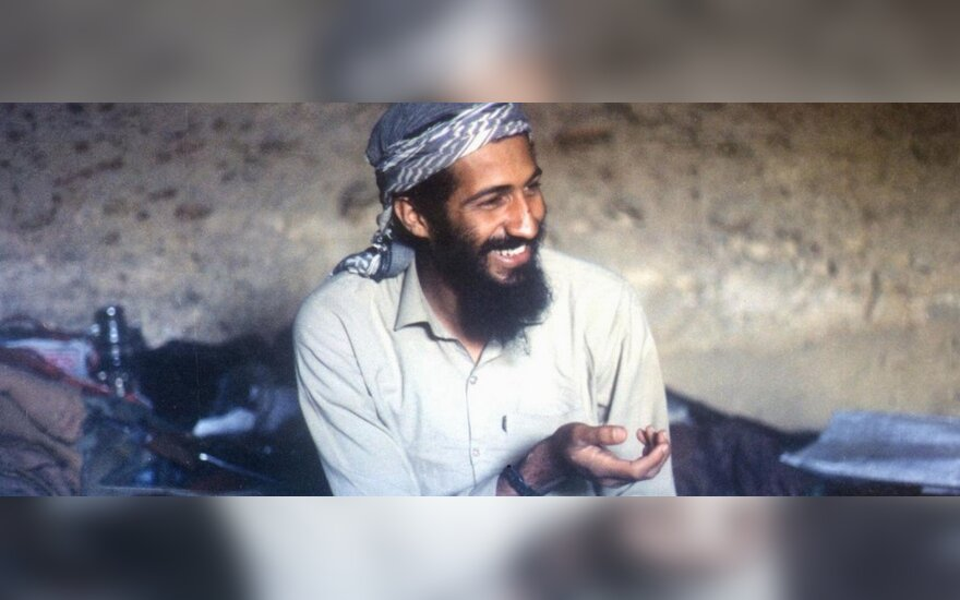Osama bin Ladenas 1988 m.
