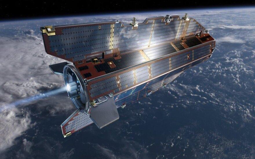 ESA misijos GOCE palydovas