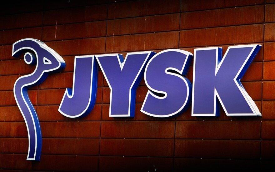 Jysk Baltic в первый магазин в Беларуси инвестировала 1,2 млн. евро