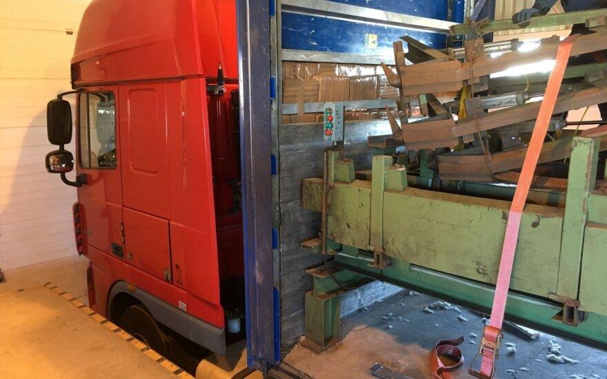 В Литве задержан грузовик с 676 килограммами гашиша
