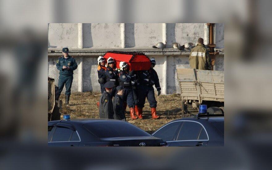 Вдова погибшего под Смоленском польского политика опасается, что его тело подменили
