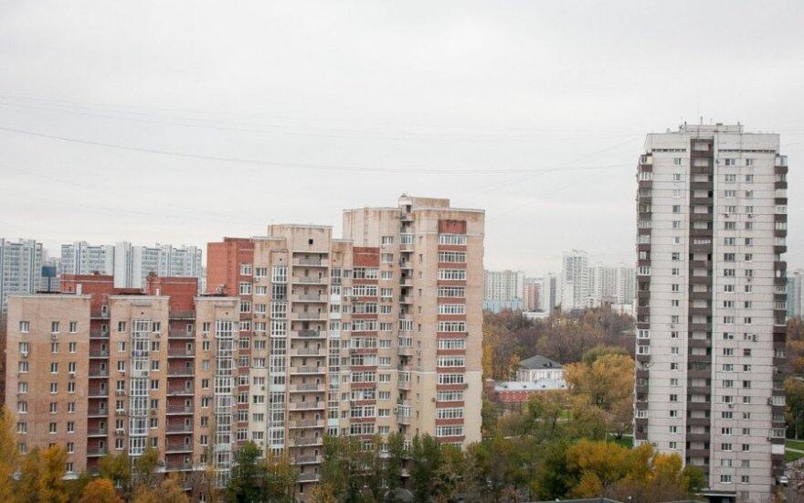 В Москве нашли 172 тысячи нелегально сдающихся квартир