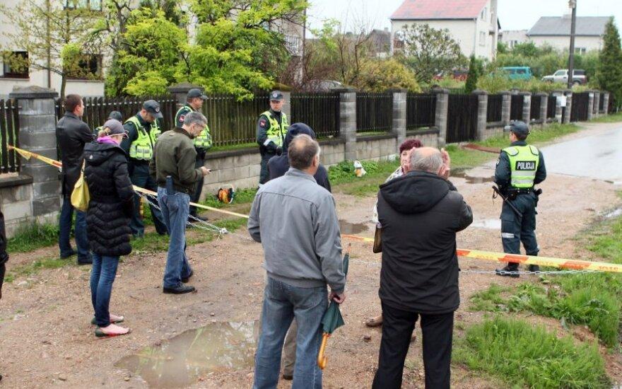 Operacja policyjna w Godlewie była zgodna z prawem