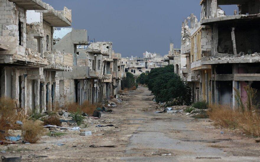 Доклад: на смену ИГ в Сирии готовы прийти еще 15 группировок