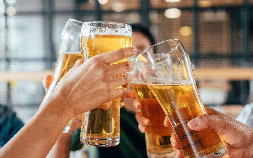 Сокращение потребления алкоголя в Литве определил рост цен